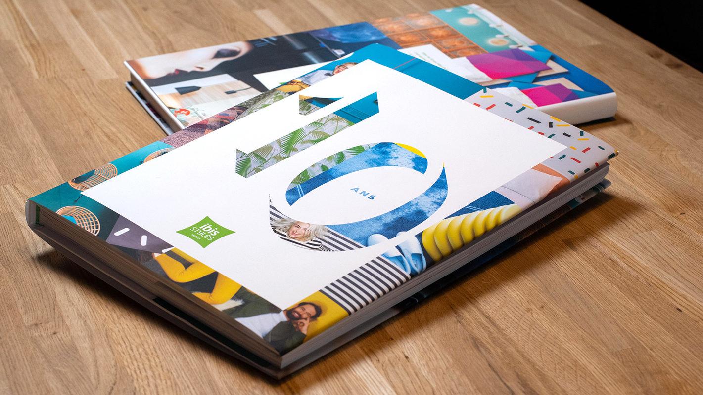 Once Upon A styles, couverture du livre collector des design d'intérieur Ibis Styles