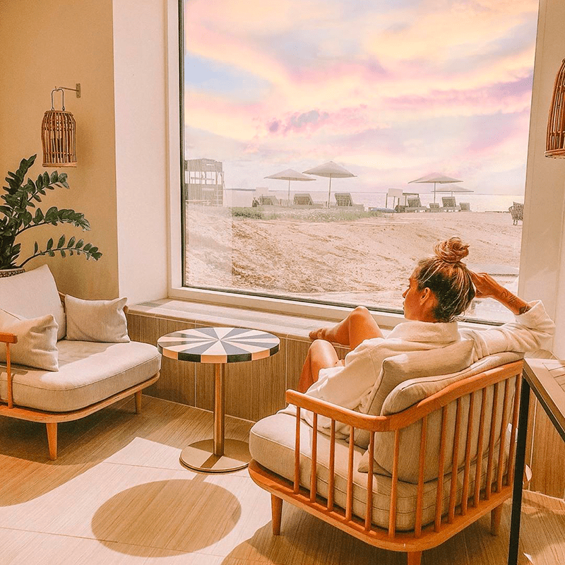 Design commercial spa