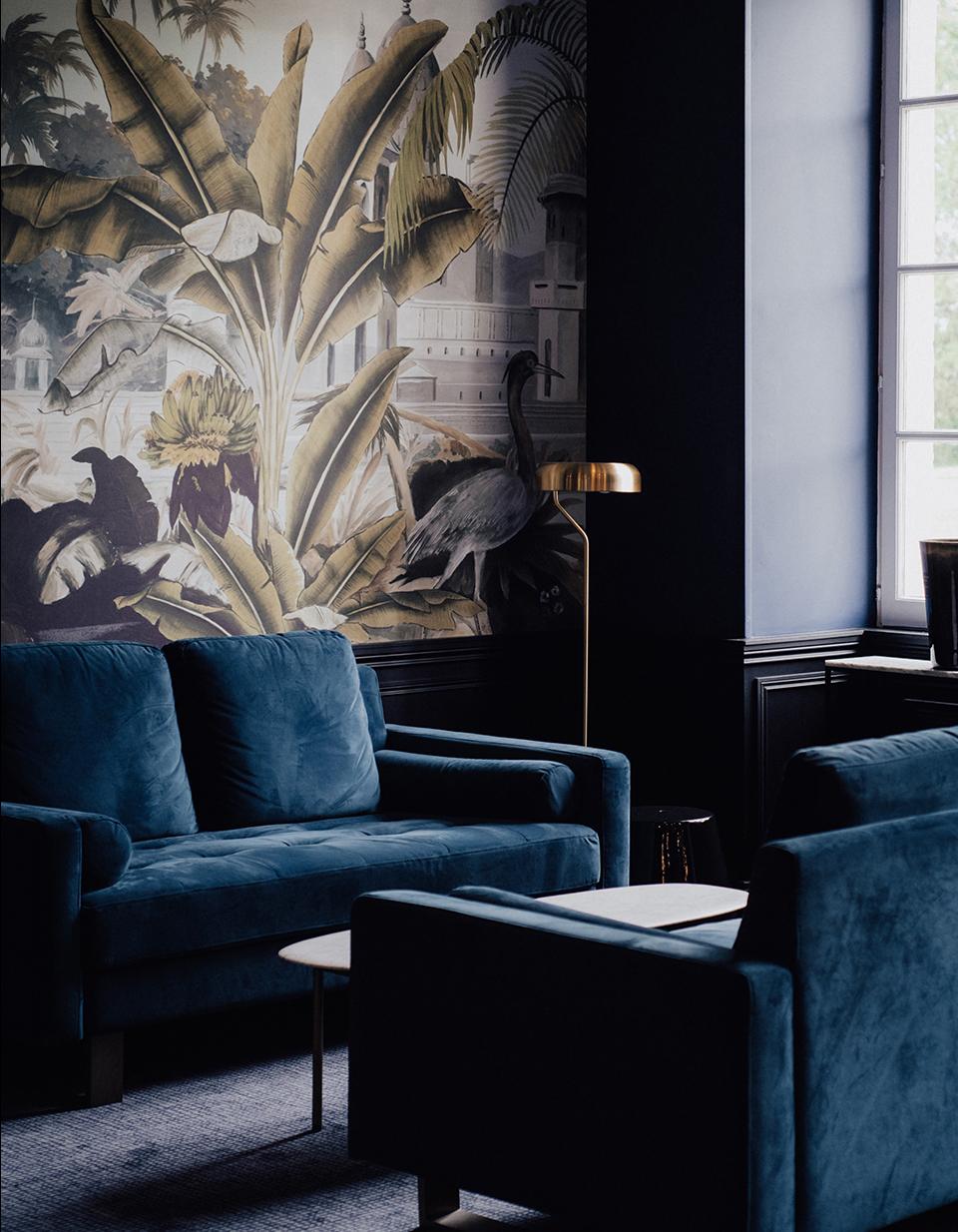 Décoration-intérieur-hotel-Mercure-Rochefort