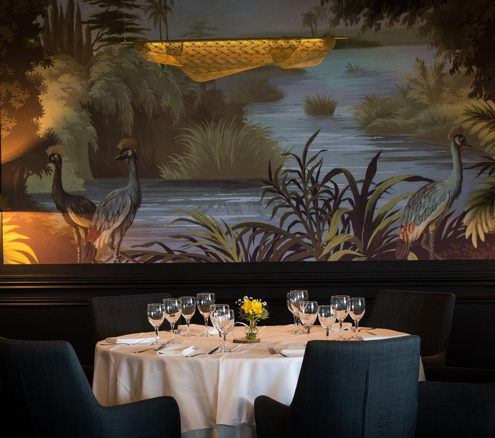 Architecture commerciale restaurant Rochefort