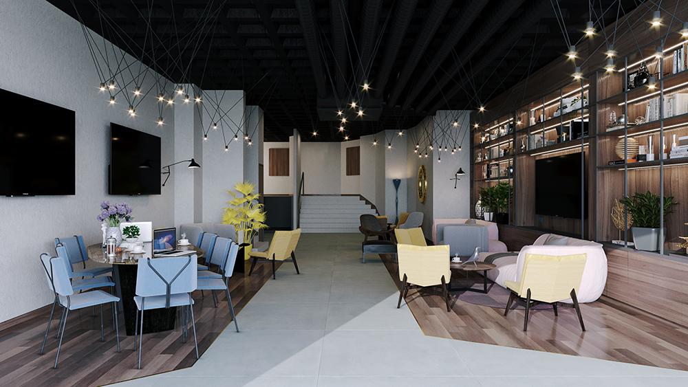 L'agence d'architecture Option d'Intérieur rénove les hôtels Ibis sous le concept Plaza