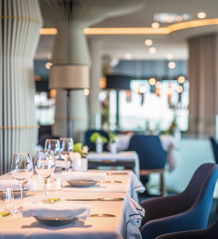 Création et rénovation du restaurant Gaya du MGallery