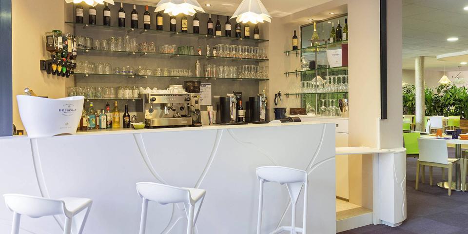 Projet d'architecture intérieure pour l'hôtel Ibis Styles de Villeneuve-sur-lot en 2014