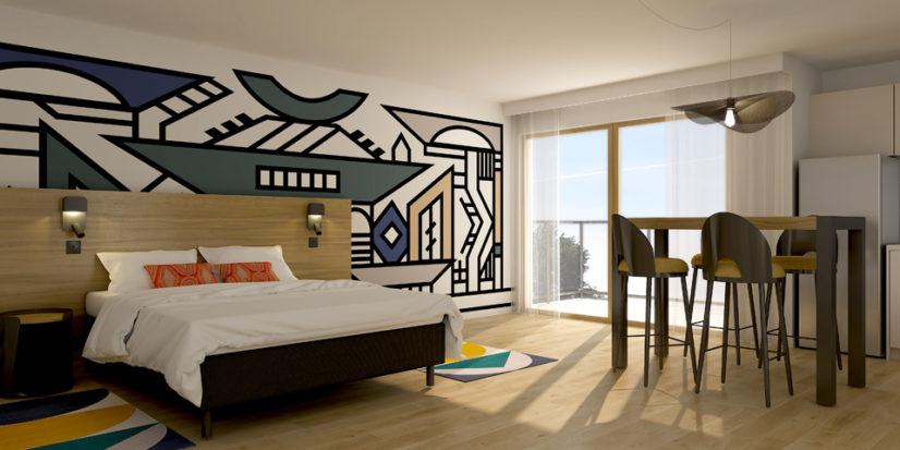 Aménagement-décoration-adagio-aparthotel-Mulhouse
