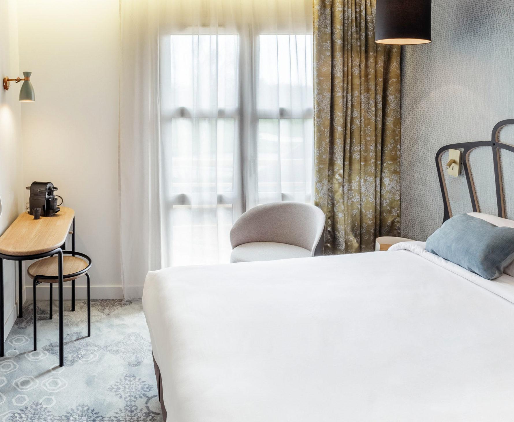Rénovation et décoration des chambres suites
