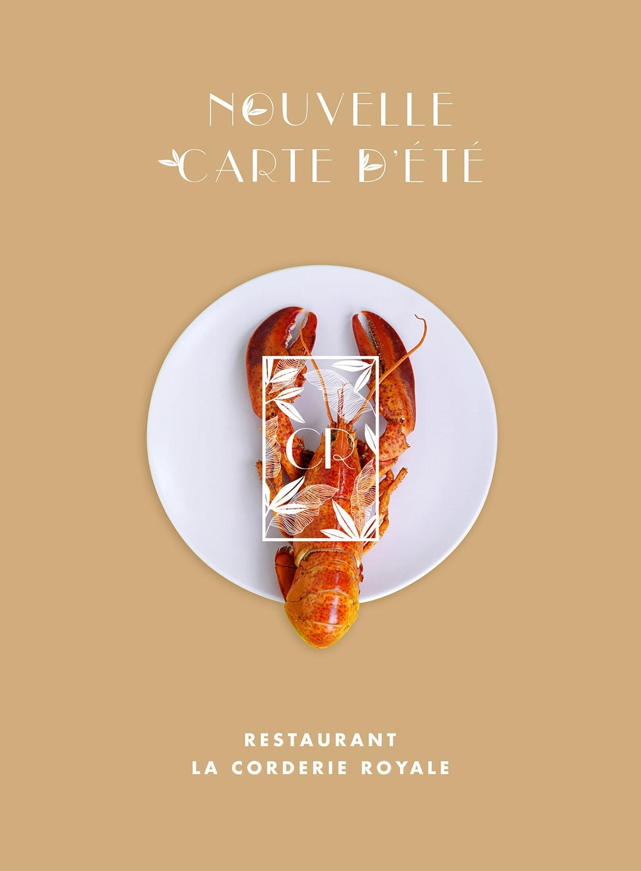 Création de menu, cartes bar pour les hôtels et restaurants