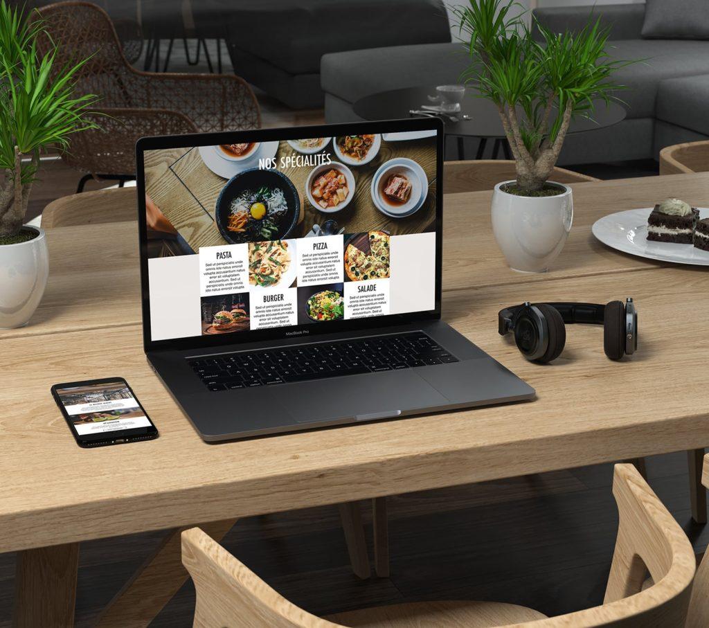 Agence web pour les hôtels et les restaurants