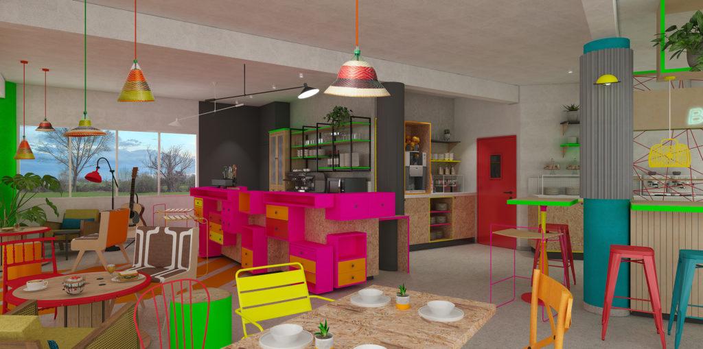 Agence d'architecture d'intérieur spécialisée en décoration d'hôtel Greet