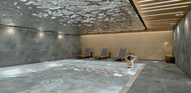Visualisation 3D de la future piscine du Novotel de Nanterre