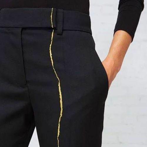 Vêtement, pantalon en inspiration Kintsugi